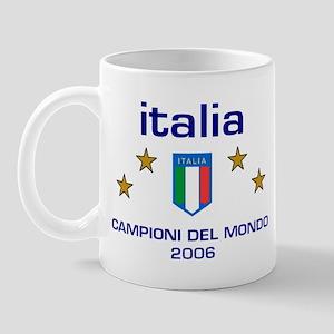 italia 2006 Campioni - Mug