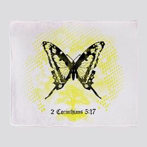 New FiM Butterfly Throw Blanket