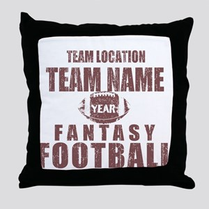 Distressed Personalized Fantasy Football Classic T