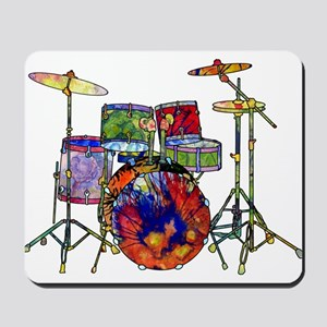 Wild Drums Mousepad
