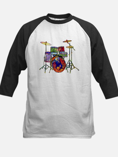 Wild Drums Kids Baseball Jersey
