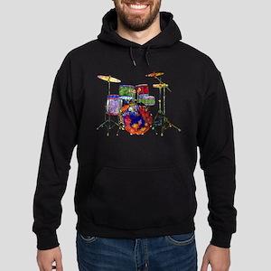 Wild Drums Hoodie (dark)