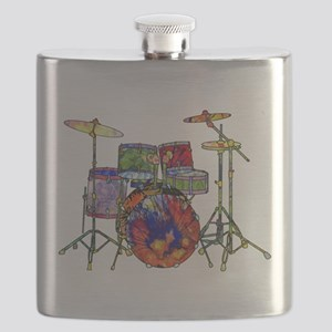 Wild Drums Flask