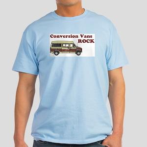 Conversion Vans Rock T-Shirt (Light Colors)