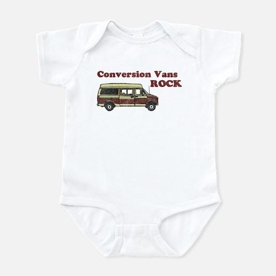 Conversion Vans Rock Infant Creeper