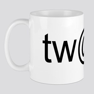 Tw@ (twat) Mug