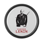 Vladimir Lenin Large Wall Clock