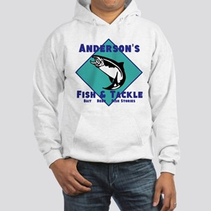 Personalized fishing Hooded Sweatshirt