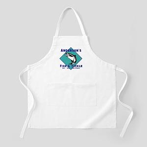 Personalized fishing Apron