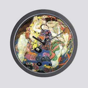 Gustav Klimt Virgin Wall Clock
