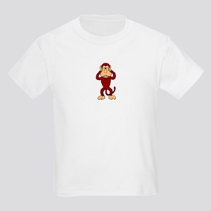 Hear No Evil Kids T-Shirt