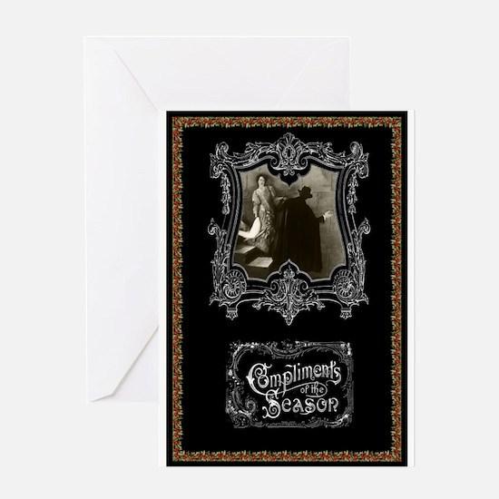 Classic Phantom Of The Opera Greeting Cards