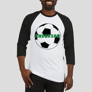 Personalized Soccer Baseball Jersey
