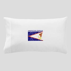 Flag of American Samoa Pillow Case