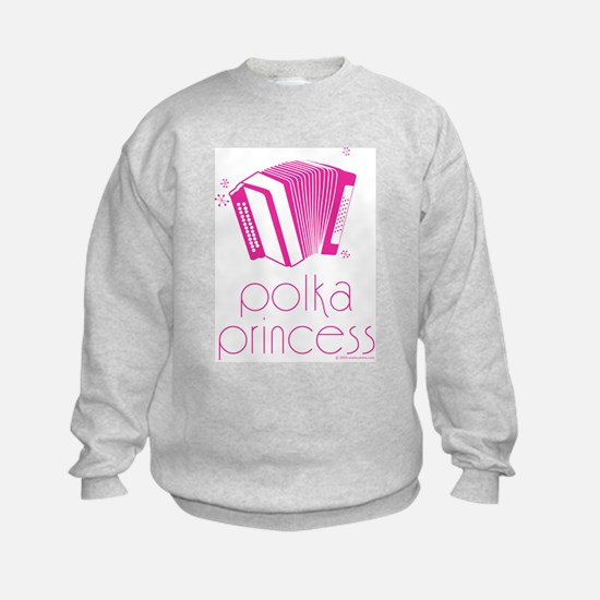 Polka Princess Sweatshirt