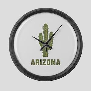 Vintage Arizona Large Wall Clock