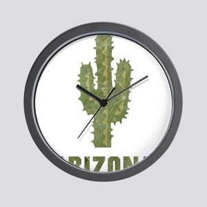 Vintage Arizona Wall Clock
