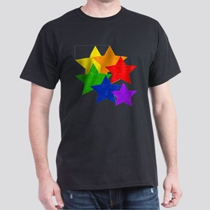 Gay Stars Vintage Black T-Shirt