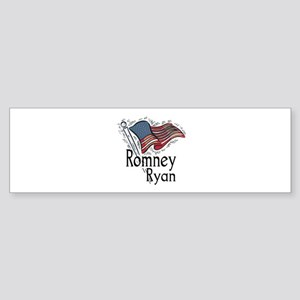 Romney Ryan 2012 Sticker (Bumper)