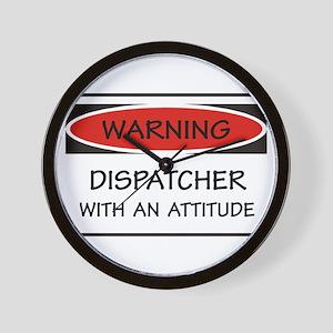 Attitude Dispatcher Wall Clock