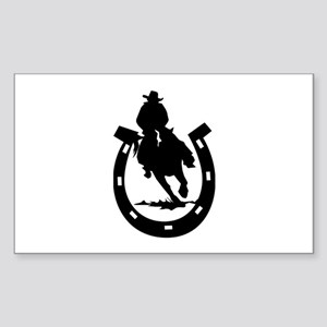 Horse Sticker (Rectangle)