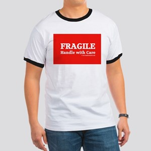FRAGILE tag Ringer T