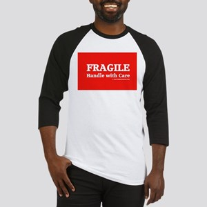 FRAGILE tag Baseball Jersey