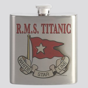 White Star Line R.M.S. Titanic Flask