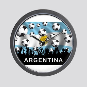 World Cup Argentina Wall Clock