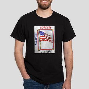 borders language culture T-Shirt