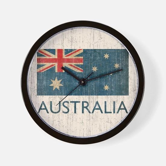 Vintage Australia Wall Clock