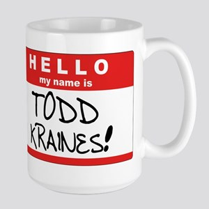 Its me... TODD KRAINES! Stainless Steel Travel Mug