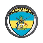 Bahamas Wall Clock