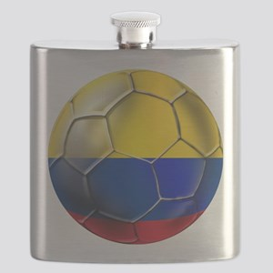 Columbia Soccer Ball Flask