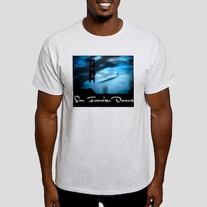 San Francisco Dreams Ash Grey T-Shirt