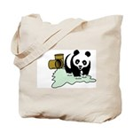 Slimed Bear Tote Bag