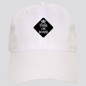 WARNING: TWINS ON BOARD Cap