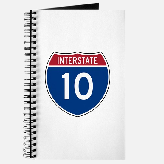 I-10 Highway Road Trip Journal