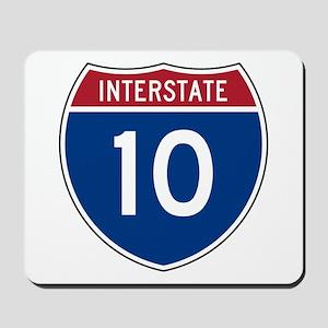 I-10 Highway Mousepad