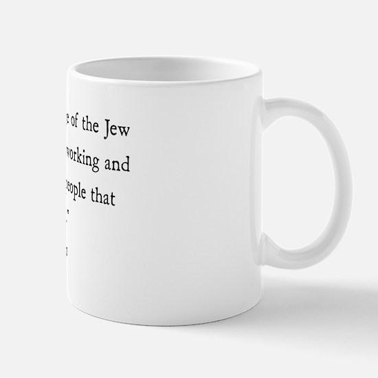 David Ben-Gurion Mug