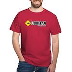 CorelanText Red T-Shirt