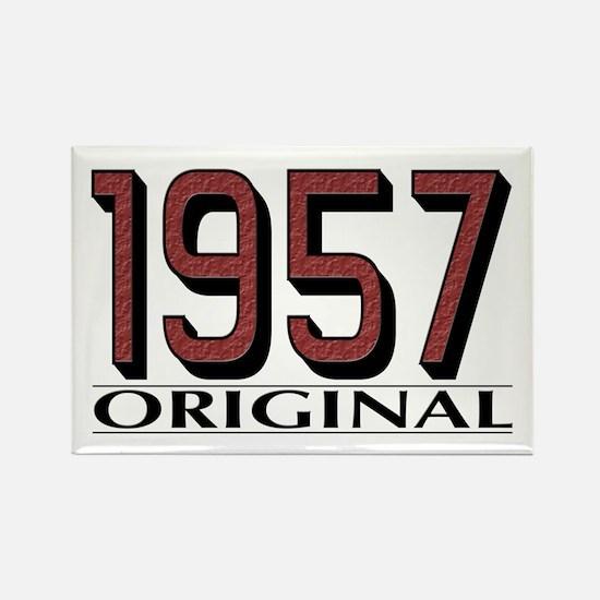 1957 Original Rectangle Magnet
