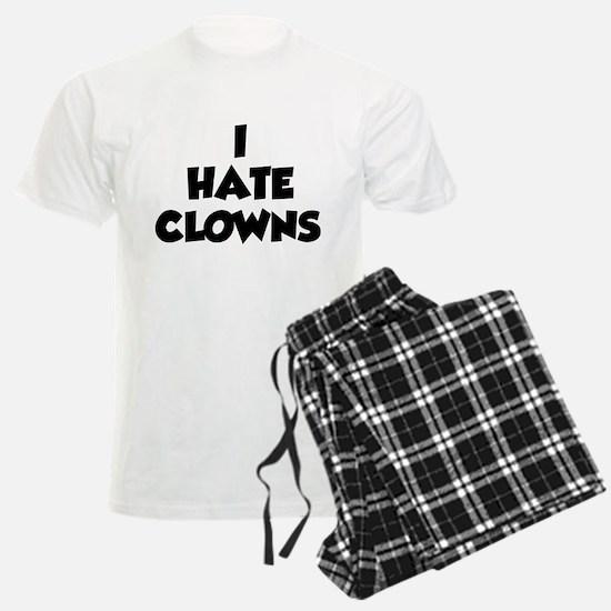 I Hate Clowns Pajamas