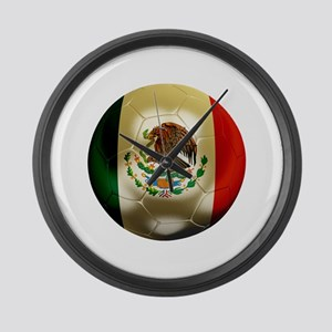 Mexico World Cup Large Wall Clock