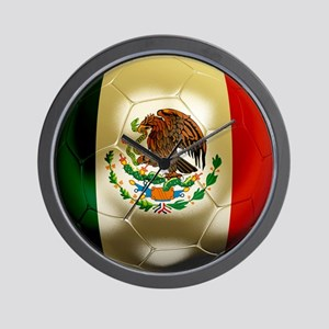 Mexico World Cup Wall Clock