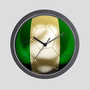 Nigeria World Cup Wall Clock