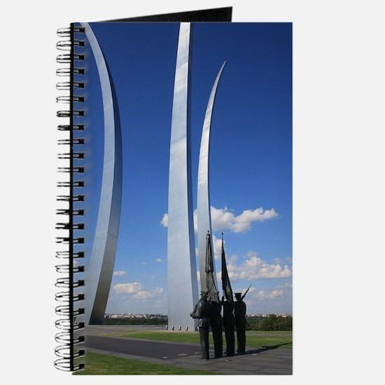 Air Force Memorial Journal