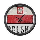 Poland Giant Clocks