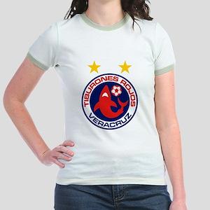 Tiburones Rojos de Veracruz Jr. Ringer T-Shirt