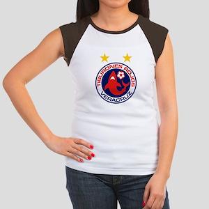 Tiburones Rojos de Veracruz Women's Cap Sleeve T-S